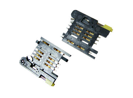 Micro-Sim Card Connectors