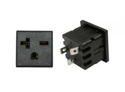 AC Power Socket and Types Of Electric Switches