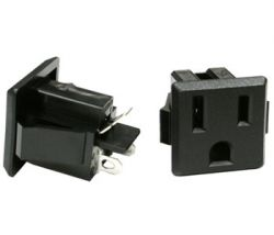 AC Sockets, Electronic Components